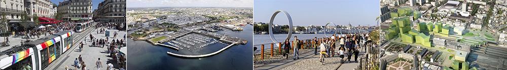 Angers - Brest - Nantes - Rennes - Saint-Nazaire