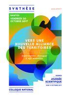 Octobre 2017 – Synthèse du colloque «Vers une nouvelle alliance des territoires»
