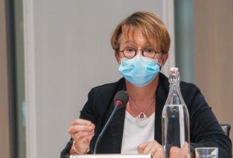 Nathalie APPERE, présidente de Rennes Métropole, est élue présidente du PMLB le 22 septembre 2020