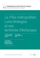 08 – juillet 2015 – Le Pôle métropolitain Loire-Bretagne et ses territoires d'échanges