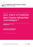 02 – avril 2011 – Qui vient s'installer dans l'Espace métropolitain Loire-Bretagne?