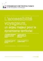 05 – mai 2013 – L'accessibilité voyageurs, un enjeu majeur pour le dynamisme territorial